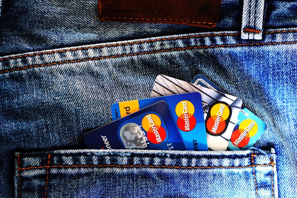 Balance transfer credit cards to pay down debt.